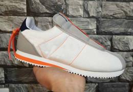 Argentina Zapatos Kendrick Lamar x Cortez Basic Slip Man para mujer de alta calidad Cortos blancos naranjas y calcetines altos Zapatos de casa 40-44 cheap runner shorts men Suministro