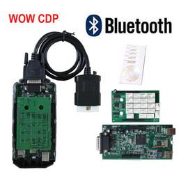 Cdp pro bluetooth on-line-2018 novos caminhões de carros de diagnóstico CDP SNOOPER tcs CDP pro com bluetooth usb scanner de obd2 wurth v5.008r2 keygen software