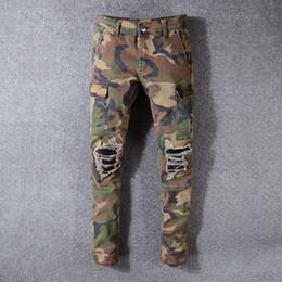 2019 fermetures à glissière jeans hip hop Nouveau Designer Jeans en détresse Zipper Mens Jeans Mens déchiré Denim Pants Hommes Hip Hop De Luxe Jeans fermetures à glissière jeans hip hop pas cher
