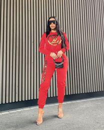 2019 вискозные колпачки бесплатная доставка 118 # PINK Женщины Виктория Спортивный костюм Брюки Толстовка Весна печати пуловер Secret Tops фуфаек 4 цвета размер S-XXL