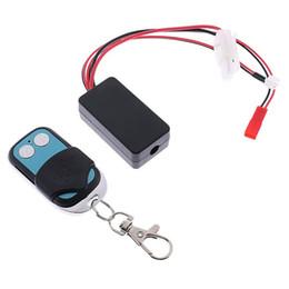 Contrôleur de télécommande sans fil automatique de contrôle de treuil de chenille pour la voiture tout-terrain Rx Traxxas Scx10 D90 D110 Tf2 Trx4 K de la Rc ? partir de fabricateur
