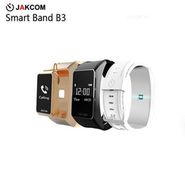 Argentina Venta caliente del reloj elegante de JAKCOM B3 en los relojes elegantes como las botas de fútbol cayin de subwoofer Suministro