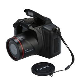 2018 профессиональная видеокамера HD 1080P Портативная цифровая камера 16X цифровой зум 20A Drop Shipping от Поставщики dvr blue