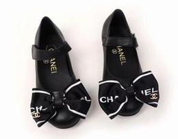 2019 nouvelles chaussures à glissière pour garçons 2020 nouvelles filles chaussures en cuir de proue de la mode casual chaussures plates marque bas doux filles chaussures en cuir verni Livraison gratuite