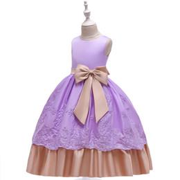 Лучшие свадебные платья девушки онлайн-Goldenshield big children 2019 девушки подиум платье цветочница свадебное платье вечернее платье хорошее качество хорошее качество изготовления бестселлеры