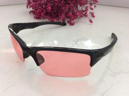Lunettes de soleil femme noir aviateur en Ligne-2019 Protection UV noir cadre franc lunettes roses pas cher Mode Haute qualité pour Aviateurs designer lunettes de soleil hommes femmes Hot vente lunettes de soleil