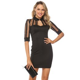 fdc0234cec92e Shop Dress Half See Through UK | Dress Half See Through free ...