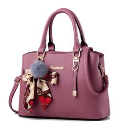 cuoio grande borsa hobo Sconti Borsette per donna Borsa grande per hobo da donna di design Borsa a secchiello Borsa in ecopelle Wormen Shell Bag