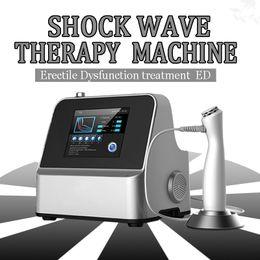 Equipo médico usado online-Equipo de rehabilitación de baja intensidad Máquina de ondas de choque para ED Magneto Therapy / Pain Relief Medical / Home Use Machine
