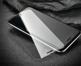 протектор экрана samsung mega Скидка 0.3 мм 9 H закаленное стекло взрывозащищенный протектор экрана фильм для iphone X XS MAX XR 8 7 6 S 5s