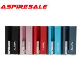 VapMod Magia 710 Bateria 380 mAh Caixa Mod 3.5 V Vapmod Vape Pen Pré Modificação 510 Cartucho para Magia 710 Kit 100% Original de