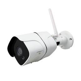 Sistemas de câmeras para exterior on-line-Sistema de Câmera de Segurança sem fio 1080 P Câmera IP Wifi SD Card Ao Ar Livre 4CH de Áudio Sistema de Vigilância de Vídeo CCTV Kit Camara