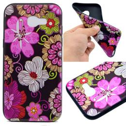 Be Happy Çiçek Kelebek Gülümseme Yumuşak TPU Kılıf Samsung Galaxy J4 J6 Artı Huawei Mate 20 Lite 10 Onur 8X Redmi 6 Pro NOTE6 Cilt Kapak nereden