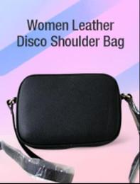 2019 mulheres de couro Soho saco disco bolsa de ombro bolsa # 87569 de Fornecedores de crochet padrões bolsa
