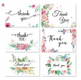 Pacotes de papelaria de atacado para natal on-line-6 cartão + 6 envelope por conjunto dos desenhos animados mini cumprimento obrigado cartão de aniversário de natal cartão de presente envelope papel de carta de escrita atacado