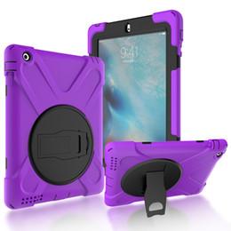 Ipad Silikon Kılıf Tablet PC Kapak Standı Ile ipad 2/3/4 Ipad Hava Mini 1/2/3 Pro Kılıf nereden