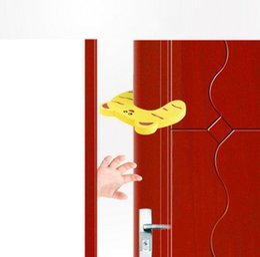 porta direta da fábrica Desconto Vendas direto da fábrica vendas diretas da Fábrica dos desenhos animados proteger as crianças de Proteção de Bloqueio de Segurança para crianças EVA para crianças bebê Rolha De Porta