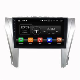 radio di camry toyota Sconti 2 din Android 8.0 Octa Core 10.1