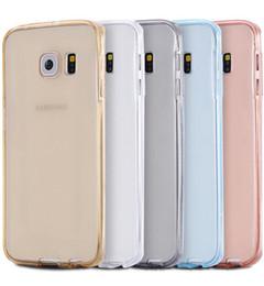 2019 handy-abdeckungen für s4 Handyhülle für Samsung Galaxy S3 Duo S4 S5 Neo S6 S7 Edge S8 Plus Hinweis 3 4 5 8 9 Core Grand Prime 360 Durchsichtige Abdeckung rabatt handy-abdeckungen für s4