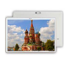 tavoletta di ottica Sconti Spedizione gratuita Octa Core tablet 10 pollici 1280X800 IPS Android 7.0 5.0MP Wifi tablet originale + tastiera
