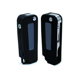 Key Box Vape Pen Battery 350mAh Voltage regolabile 510 fili Car Key Box Mod pieghevole nero argento da