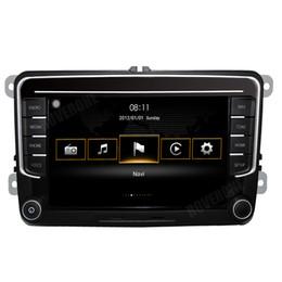Auto gps-systeme online-RNS510 Für VW Für Volkswagen MIB Infotainment System Touch Scrren Multimedia Player Autoradio Bluetooth GPS Navigation Radio Stereo