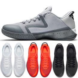 sports shoes 04d36 b7258 Billig Herren Kobe Venomenon 6 VI Basketballschuhe Schwarz Weiß Grau Blau  Rot Venom 6 Niedrige Sneakers Tennis Outdoor-Sportschuhe EUR 40-45