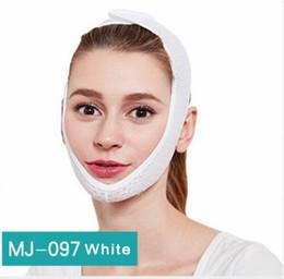 Canada Nouveau visage mince masque pour le visage amincissant pansement ceinture de soins de la peau double menton peau mince visage bandage ceinture femmes outils de soins du visage 1 PC cheap face slimmer belt Offre