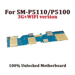 2019 quad core cpu 775 3G WiFi Motherboard für Samsung Galaxy Tab 2 10.1 P5110 P5100 Platine, für Samsung Tab 2 10.1 P5110 P5100 Mainboard