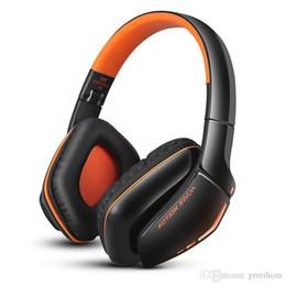 Ps4 bluetooth en Ligne-KOTION EACH B3506 Bluetooth 4.1 Casque Casque de jeu pliable sans fil avec microphone LED Écouteur filaire pour PS4 Casque de jeu