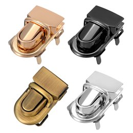 Metal Turn Twist Locks per borsetta fai da te Twist Clasp Closure Lock Purse Hardware Turn Lock Accessori di ricambio in metallo