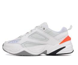 Zapatos de puesta a tierra online-2019 nuevo alta calidad M2K TEKNO Shoes Men Women Earth tonos Gunsmoke University rojo equipo de la Cumbre naranja Rosa espuma Black Volt zapatos 40-45