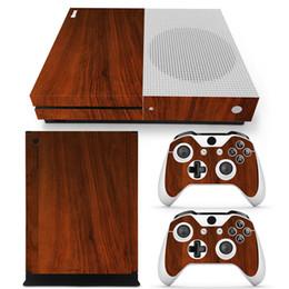 Película protectora de la etiqueta engomada de la piel de Fanstore para la consola Xbox One S y 2 controles remotos desde fabricantes