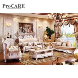 Натуральная кожа гостиной онлайн-гостиная секционный диван из натуральной кожи диван set - A935B