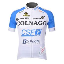 bicicleta colnago Rebajas Venta directa de fábrica COLNAGO verano ciclismo Jersey hombres ropa de bicicleta transpirable de secado rápido al aire libre camisa de la bici de carreras 60502