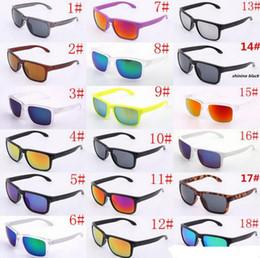 a84d3d4c6d6 BEST Hot Sale brand Logo NOT Polarized UV400 Sunglasses Men Women Sport  Cycling Glasses Eyewear Goggles Eyewear 18 colors