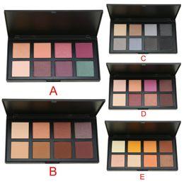 maquillage humide pour les yeux Promotion 12 couleurs palette de maquillage poudre de fard à paupières humide fard à paupières yeux mats maquillage