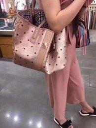 2019 bolsa reversível bolsa de ombro feminina boa qualidade saco de compras de moda 01 de Fornecedores de bolsas de mala voltagem por atacado