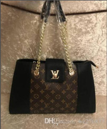 nome do desenhista malas Desconto 2019 estilos Handbag designers famosos marcas Nome Moda Couro Bolsas Cor contraste zipper saco aa1n