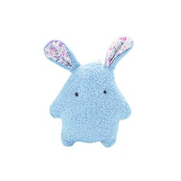 sale stuff toys Promo Codes - Hot Sale Plush Toy Stuffed Toy Soft Baby Doll Lovely Plush Doll Colorful Cute Rabbit Baby Gift urso de pelucia peluche 20