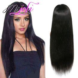 Clip marrone parrucche online-Parrucca piena del merletto di Remy 150% di densità con le parrucche dei capelli brasiliane resistenti dei capelli dei parrucchieri della parrucca dell'onda profonda delle parrucche delle donne poco costose dei capelli