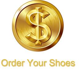 Lien de commande pour les chaussures en tant que clients requis Laissez votre liste dans votre commande ? partir de fabricateur