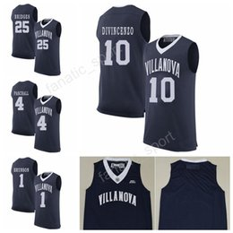fc30448c81ae villanova jersey Coupons - Villanova Wildcats College Jerseys Basketball 1  Jalen Brunson Jersey Men Navy Blue