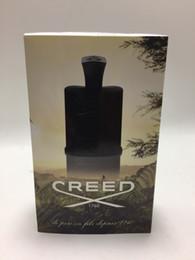 Creed Perfume GREEN IRISH TWEED Men Cologne 120 мл Spray Perfume длительный аромат благовоний с высоким ароматом. от Поставщики женщина поло