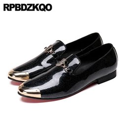 Shoes Formal Shoes Italy Tassel Plus Size Genuine Leather Dress Italian Loafers Boat Shoes Men 11 Brand Wedding Prom European Black Cow Skin Real