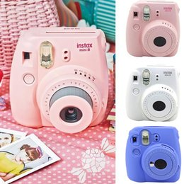 2019 bolsa de la cámara polaroid bolsas de cámara / vídeo de casos funda protectora para Polaroid Mini 8 1pcs noctilucent ocasional clásico rebajas bolsa de la cámara polaroid
