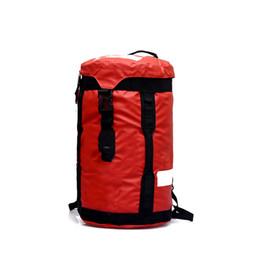 2019 bagagli progettati Nuovo progettista sacchetti di Duffel delle donne degli uomini di marca di spalle di viaggio del sacchetto di modo sacchetto esterno Deposito di grande capienza Sport della borsa bagagli progettati economici