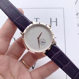 guarda le opere Sconti Top uomini di marca di lusso orologi di marca 316 Acciaio cinturino in pelle 40 millimetri Dial piccolo quadrante funziona QUARZO mens orologi Reloj de Lujo