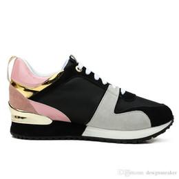 Louis LV Uomo Scarpe casual da donna Scarpe da ginnastica traspiranti di  alta qualità Sneakers suola in gomma Y3 Scarpe con plateau sportive Scarpe  da uomo ... 46924b7ebe6