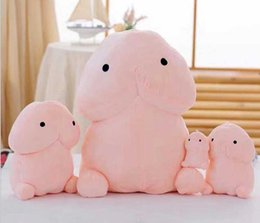 games sexy anime Coupons - 10cm Funny Plush Penis Toy Doll Soft Stuffed Creative Simulation Penis Pillow Cute Sexy Kawaii Toy Gift for Girlfriend C1